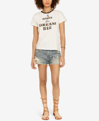 Denim & Supply Ralph Lauren Dream Big Graphic T-Shirt