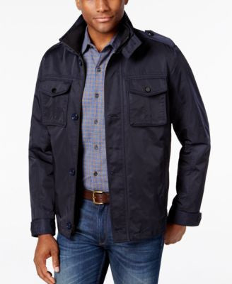 Tasso Elba Men's Four-Pocket Jacket, Only at Vogily