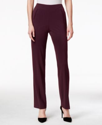 Style & Co. Tummy-Control Pull-On Pants