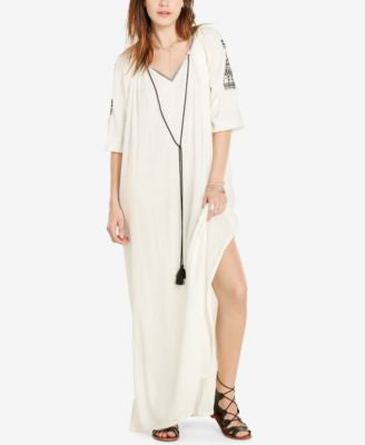 Denim & Supply Ralph Lauren Embroidered Gauze Maxidress