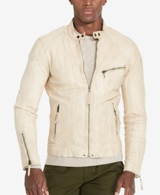 Polo Ralph Lauren Men's Café Racer Jacket