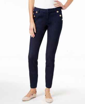 Maison Jules Denim Sailor Pants, Only at Vogily