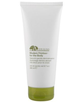 Origins Modern Friction for the Body Nature's gentle dermabrasion 6.7oz