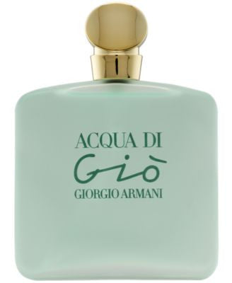 Acqua di Gio by Giorgio Armani Eau de Toilette Spray for Her, 3.4 oz