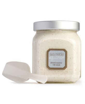 Laura Mercier Almond Coconut Milk Scrub, 12 oz.