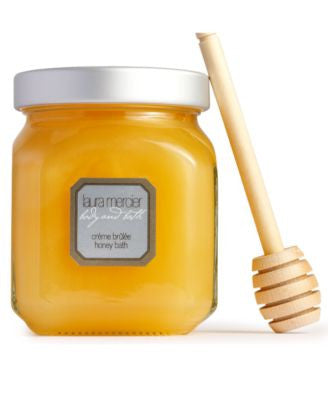 Laura Mercier Crème Brulee Honey Bath, 12 oz.