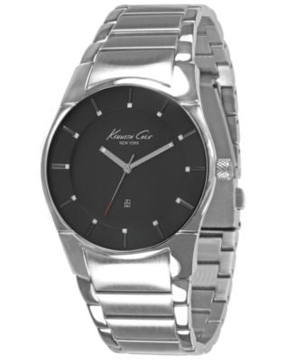 Kenneth Cole New York Watch, Men's Stainless Steel Bracelet KC3868