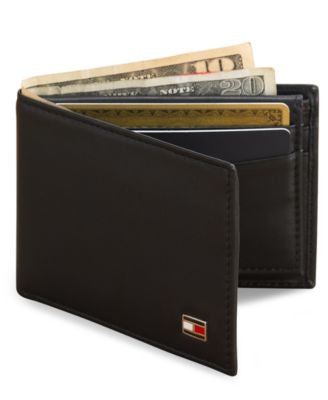 Tommy Hilfiger Oxford Slim Bifold Wallet