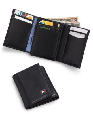 Tommy Hilfiger Oxford Slim Trifold Wallet