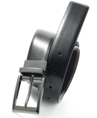 Alfani Reversible Dress Leather Belt