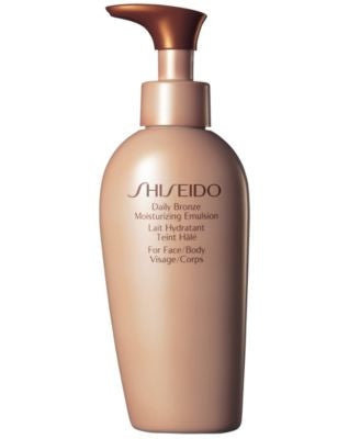 Shiseido Daily Bronze Moisturizing Emulsion