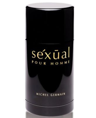 Michel Germain sexual pour homme Deodorant Stick, 3.0 oz - A Vogily Exclusive