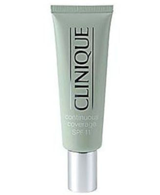 Clinique Continuous Coverage Foundation and Concealer SPF11, 1.2 oz
