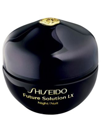 Shiseido Future Solution LX Total Regenerating Night Cream, 1.7 oz