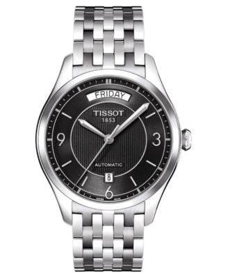 Tissot Watch, Men's Automatic Stainless Steel Bracelet T0384301105700