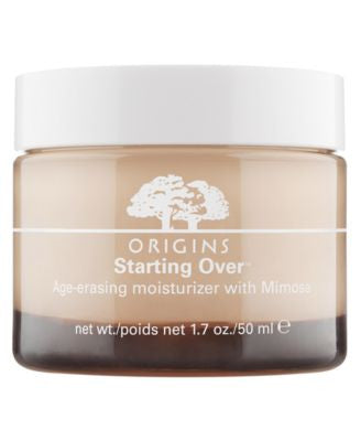 Origins Starting Over Age-Erasing Moisturizer with Mimosa, 1.7 oz