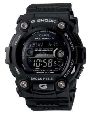 G-Shock Men's Black Resin Strap Watch GW7900B-1