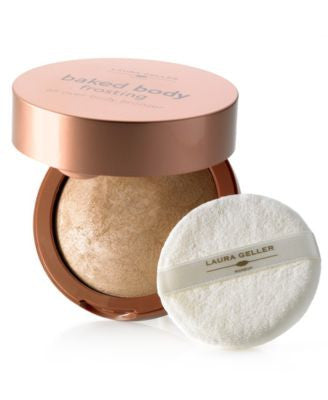 Laura Geller New York Baked Body Frosting All Over Body Bronzer