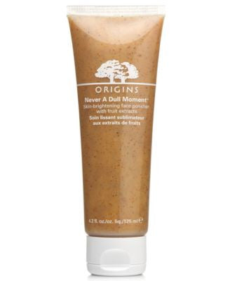 Origins Never a Dull Moment Skin-Brightening Face Polisher, 4.2 fl. oz.