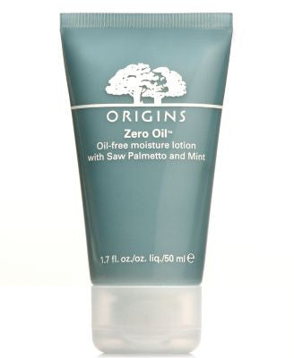 Origins Zero Oil Oil-Free Lotion with Saw Palmetto & Mint, 1.7 fl. oz