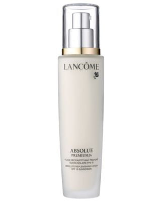 Lancôme Absolue Premium Bx Absolute Replenishing Lotion SPF 15 Sunscreen, 2.5 oz