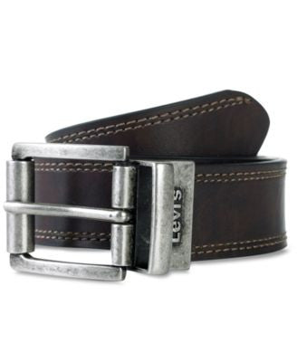 Levi's Contrast Stitch Reversible Belt