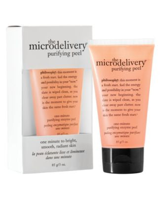 philosophy microdelivery deep exfoliating enzyme mask