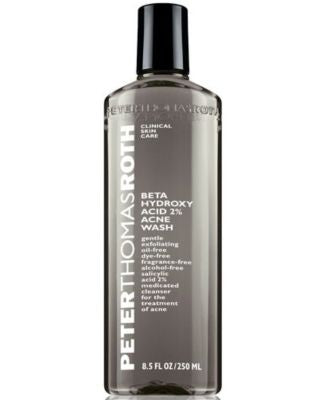 Peter Thomas Roth BHA 2% Acne Wash, 8 oz.