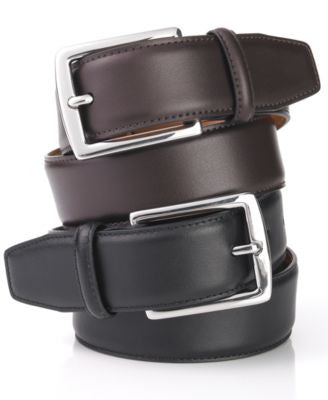 Lauren by Ralph Lauren Leather Dress Belt