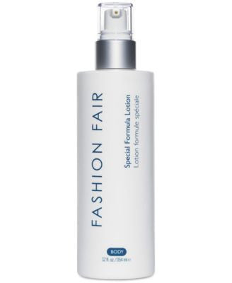Fashion Fair Special Formula Lotion