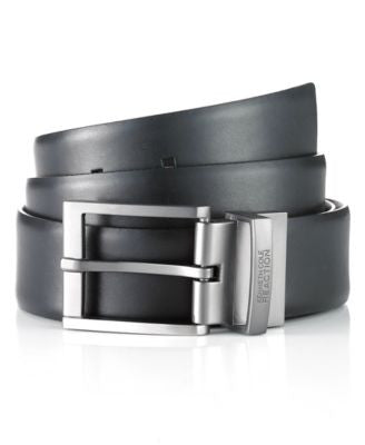 Kenneth Cole Reaction Leather Dress Belt