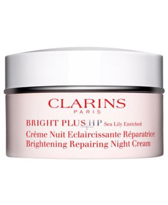 Clarins Bright Plus HP Renovations - Brightening Night Cream, 1.7 oz.