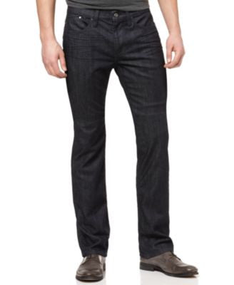 Joe's Jeans Men's Brixton Straight Fit Narrow Jeans, King Wash