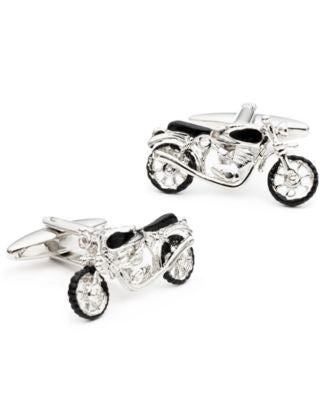 Cufflinks Inc. Vintage Motorcycles Cufflinks