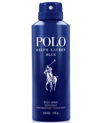 Ralph Lauren Polo Blue Body Spray, 6 oz.
