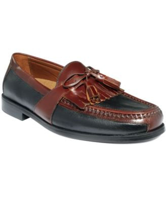Johnston & Murphy Aragon II Kiltie Tassel Loafers- Extended Widths Available