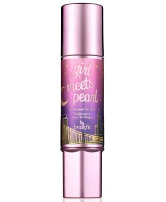 Benefit Cosmetics girl meets pearl liquid highlighter