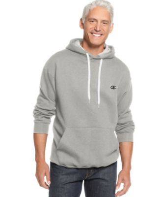 Champion Men's Fleece Pullover Hoodie