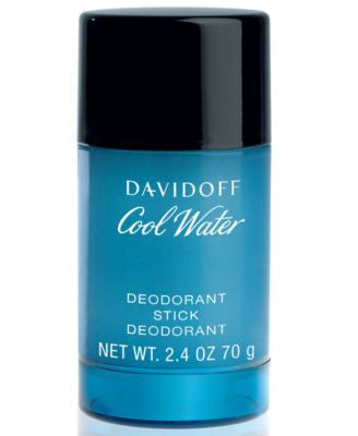 Davidoff Cool Water Mild Deodorant Stick for Him, 2.5 oz.
