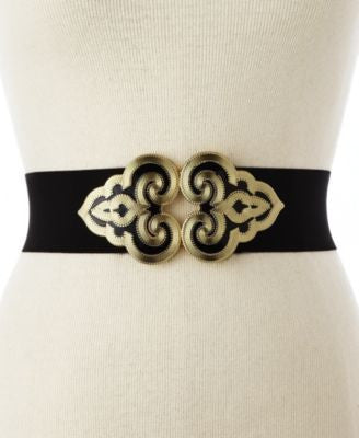 Style&co. Intricate Buckle Belt