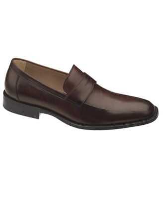 Johnston & Murphy Knowland Penny Loafers