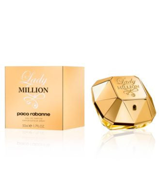 Paco Rabanne Lady Million Eau de Parfum, 1.7 oz - A Vogily.com Exclusive