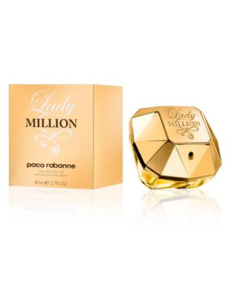 Paco Rabanne Lady Million Eau de Parfum, 2.7 oz - A Vogily.com Exclusive