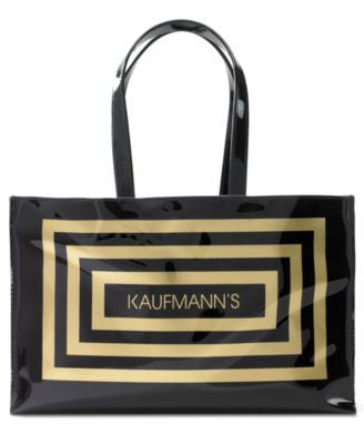 Kaufmann's Large Open Tote