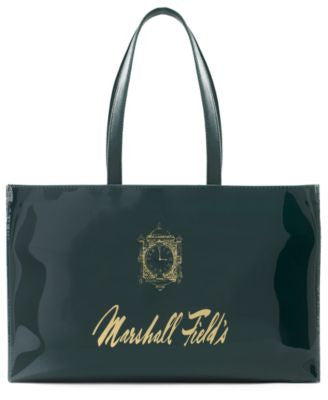 Marshall Field's Large Open Tote