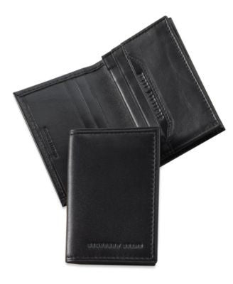 Geoffrey Beene Mirage Slim Gusseted Card Case Wallet