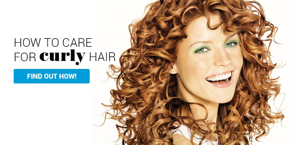get curly hair