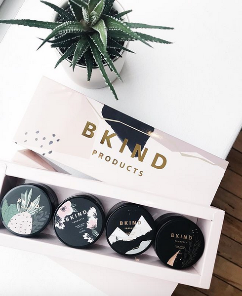 BKIND maintenant disponible à la boutique Kitsch!