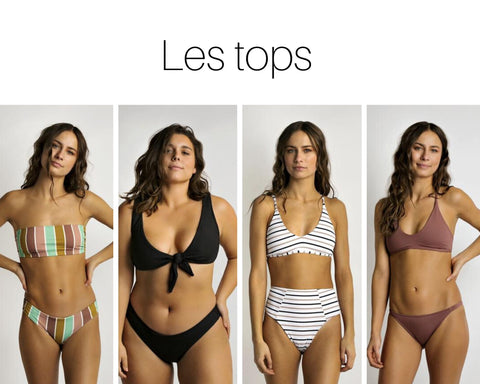 Les tops June Swimwear
