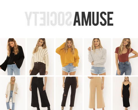 Amuse society collection